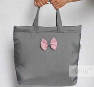 Torba shopper TAKEme! Grey