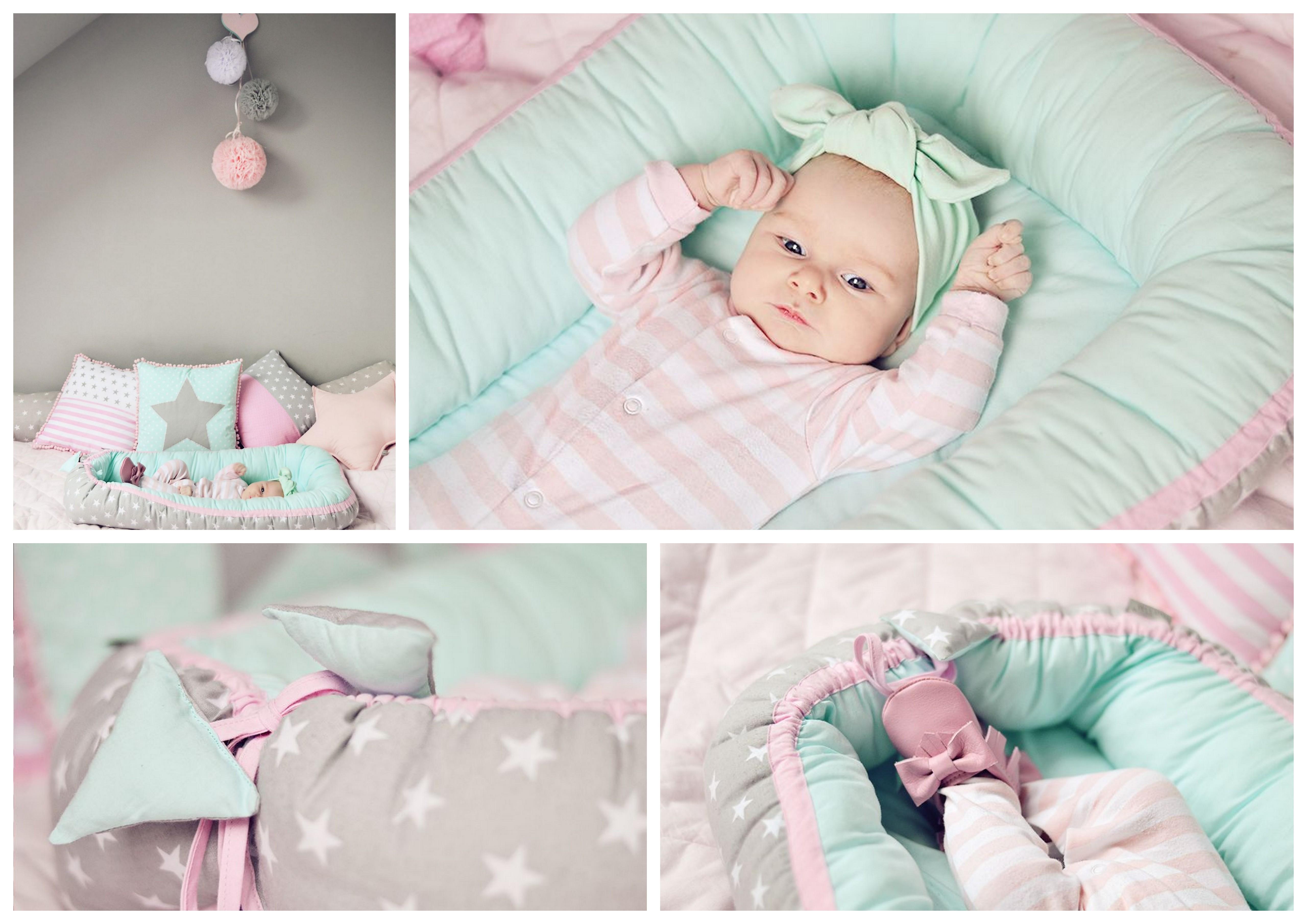 kokon dla niemowlaka wygodne gniazdko otulacz dla noworodka. Black Bedroom Furniture Sets. Home Design Ideas